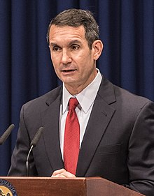 Auditor General Eugene DePasquale, July 12 2017 (cropped).jpg