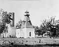 Augusta Arsenal building and water tower in 1905.jpg
