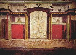 Fresco in the House of Augustus.
