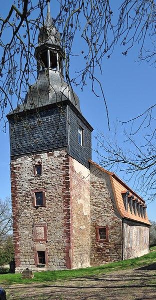 File:Auleben Kirche - Turmseite.jpg