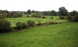 Austerson village in the United Kingdom