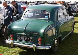 Austin A40 Cambridge rear.jpg