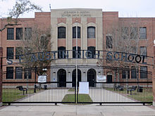 Austin High School Houston Texas Feb 2014.jpg