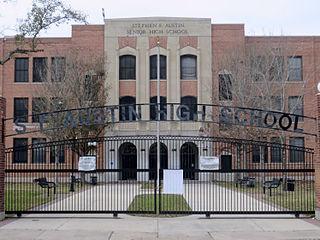 Stephen F. Austin High School (Houston) Public school in Houston, Texas, United States