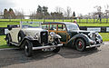 Austin Six and Alvis TA 14 Wagonette Woody - Flickr - exfordy.jpg
