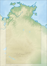Charlotte Waters is located in Northern Territory
