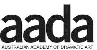 Australian Institute of Music - Dramatic Arts - Logo for the Australian Academy of Dramatic Art, the former name of the Australian Institute of Music - Dramatic Arts.