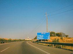 Auto-estrada A 23.JPG