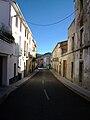 Avinguda Marina Alta de la Vall d'Ebo.JPG