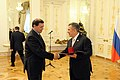 Awarding Tatarstan State Prize in the Field of Science and Technology (2010-12-30) 13.jpg