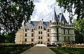 Azay-le-Rideaux Château d'Azay-le-Rideau Nordseite 1.jpg