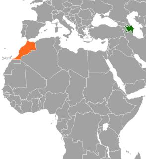 Azerbaijan–Morocco relations