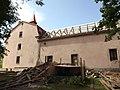 Būvdarbi bijušajā klostera ēkā - panoramio.jpg