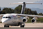 BAE Systems Avro 146-RJ100 Swiss Star Alliance HB-IYU (8714094924).jpg