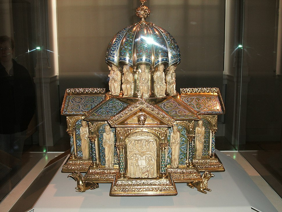 BLW Romanesque Tabernacle