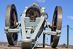 BL 5 inch cannon 2 Union Buildings Pretoria 016.jpg