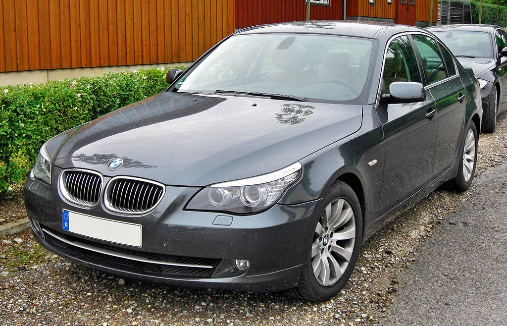 file bmw 530i e60 facelift 20090615 front jpg wikimedia commons. Black Bedroom Furniture Sets. Home Design Ideas