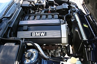 "BMW M50 - Initial version of the M50 engine (up until ""Technical Update"")"