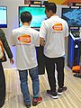 BNET booth two male staff 20190413.jpg