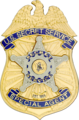 Secret Service badge (2003–present)