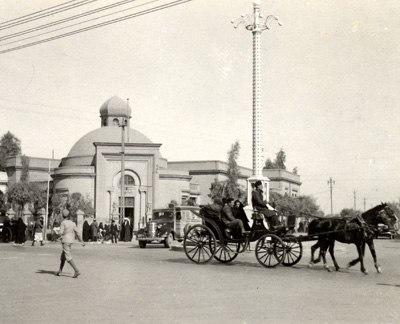 Baghdad-Carriage 1930