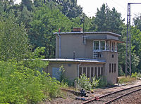 Bahnhof Hohenleipisch 02 Stellwerk B1.JPG