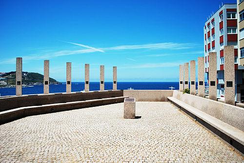 Balcón homenaxe á expedición Balmis, domus A Coruña.jpg