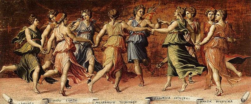 File:Baldassarre Peruzzi - Apollo and the Muses - WGA17365.jpg