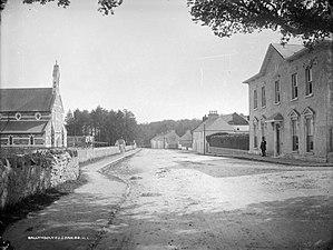 Ballyhooly - Ballyhooly village c.1880