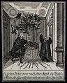 Balthasar Bekker and another man (Christian Thomasius?) siev Wellcome V0000440.jpg