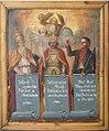 Balthasar Waltl - Gott und die drei Geburtsstände - Klerus, Adel und Bauern.jpg