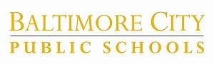 Baltimore City Public Schools - Image: Baltimore City Public Schools logo