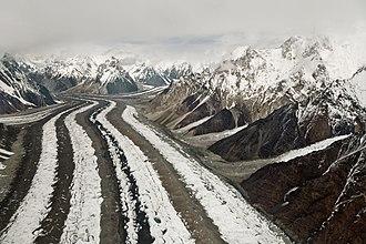 Baltoro Glacier - Image: Baltoro Glacier, Pakistan