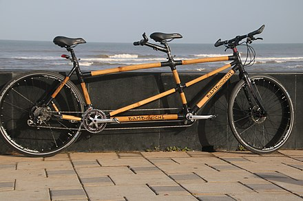 Bamboo Bicycle Wikiwand