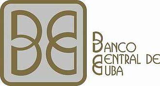 Central Bank of Cuba - Logo of the Central Bank of Cuba