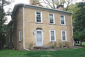 Granville, Ohio - Image: Bancroft House (80003135)
