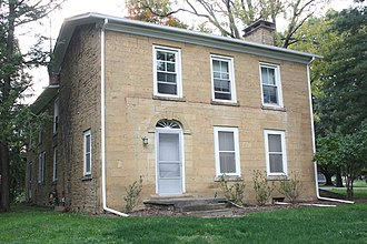 Hubert Howe Bancroft - Bancroft Birthplace, Granville, OH