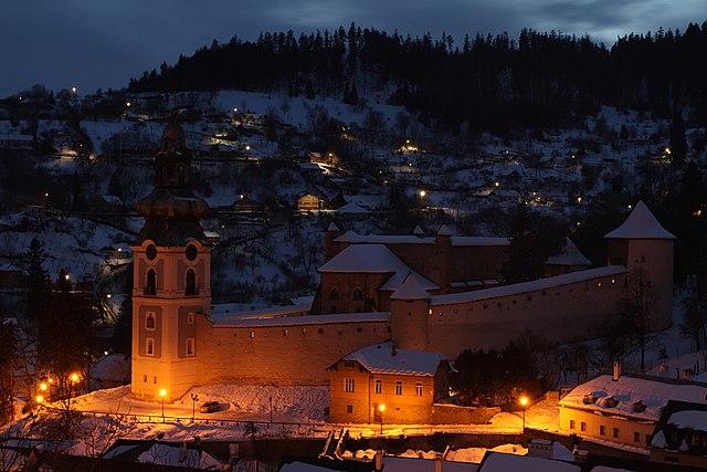 Castle of Banská Štiavnica
