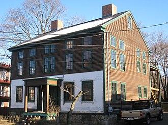Baptist Society Meeting House - Image: Baptist Society Meeting House, Arlington MA IMG 2712