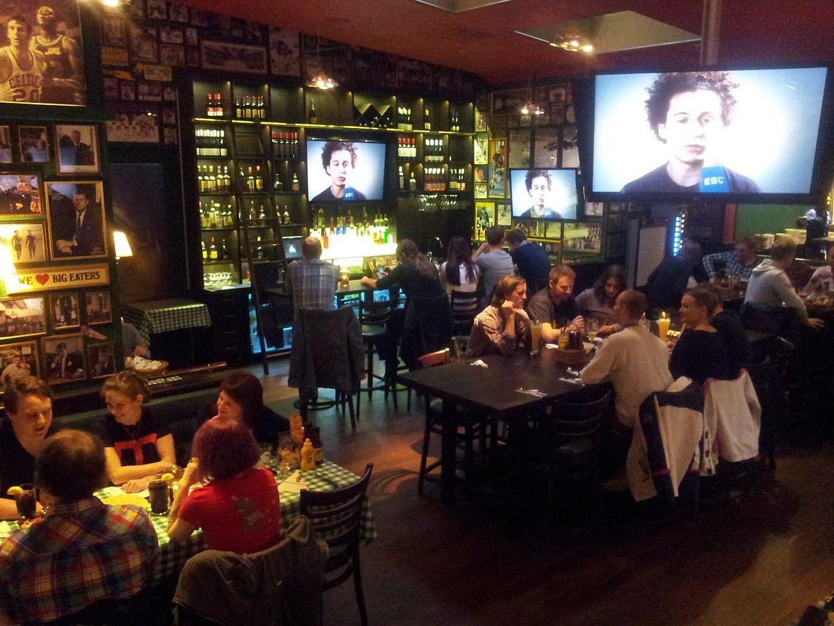 Best Restaurants To Watch Sports Portland