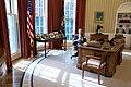 Barack Obama talks on the phone with House Speaker John Boehner, 2014.jpg