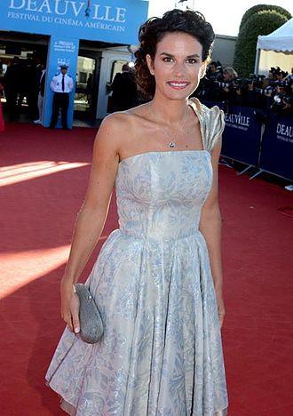 Barbara Cabrita - Cabrita at the 2013 Deauville American Film Festival