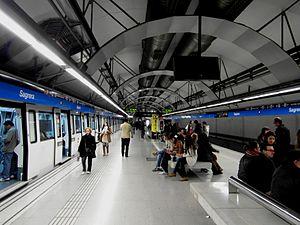 Metro de Barcelona - Wikipedia, la enciclopedia libre
