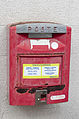 Barcis - 20140402 - Post box in Barcis.jpg