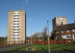 New Build Houses Whinmoor Leeds
