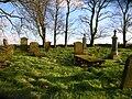 Barnweill Cemetery, East Ayrshire.JPG
