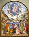 Bartolomeo vivarini, morte della vergine, 1484, da certosa di padova, 01.JPG