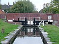 Barton Turn Lock and Bridge No 38, Staffordshire - geograph.org.uk - 1635053.jpg