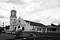 Basílica menor de Santiago Apóstol de Natá de Los Caballeros en blanco y negro..jpg