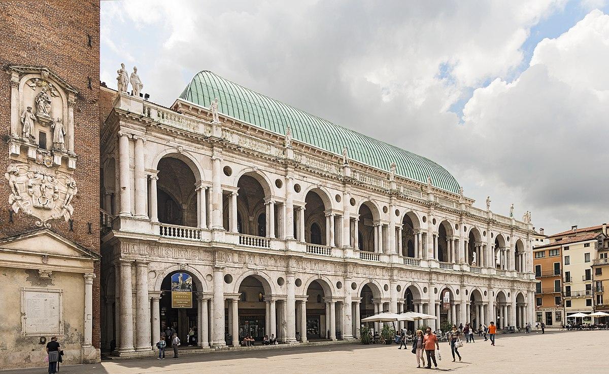 Basilica Palladiana Wikipedia